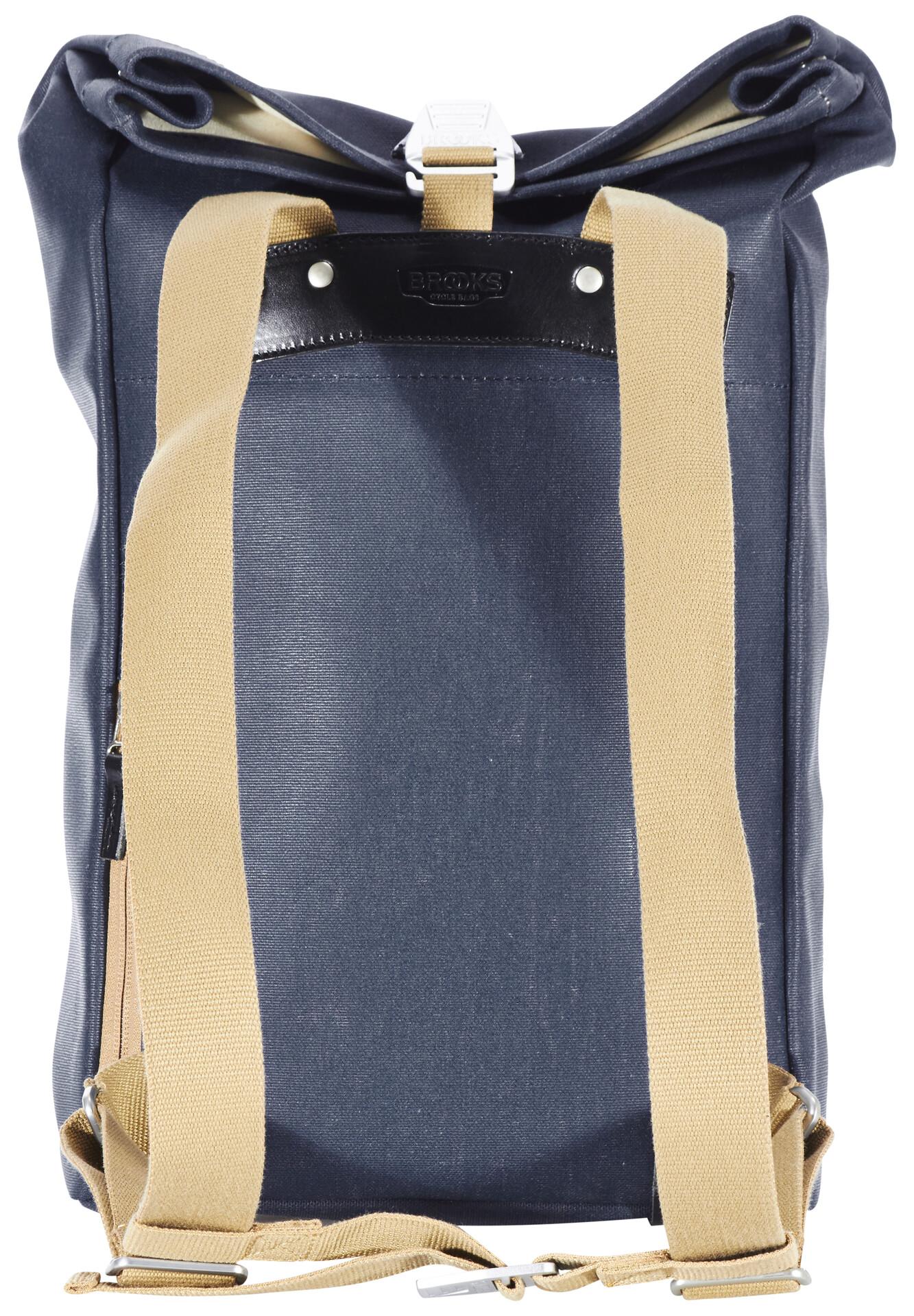 Canvas Backpack Pickwick Small 12lDark Brooks Blueblack b76yYfgv